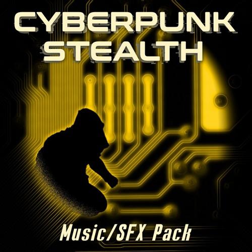Cyberpunk Stealth Music/SFX Pack