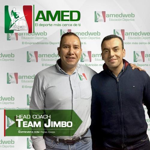Podcast 176 AMED - #Mentoresparaentrenadores Entrevista Con Rafael García Head Coach Team Jimbo