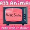Glass Animals - Pork Soda (unique piano cover by cragezy)