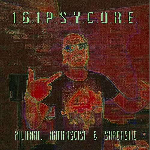 Psy.Core.161. - Punching Nazis (militant, antifascist & sarcastic psycore)