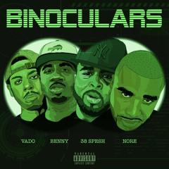 Binoculars - 38 Spesh, N.O.R.E, Vado, Benny The Butcher (produced By I.D)