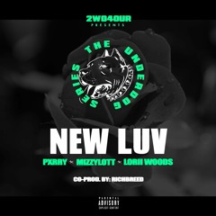 New Luv Feat. Pxrry, MizzyLott & Lorii Woods