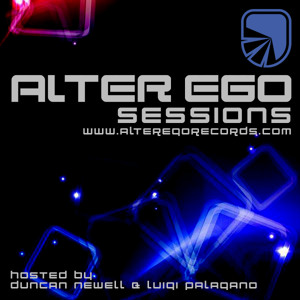 Duncan Newell - Alter Ego Sessions 121 2018-06-30 Artwork