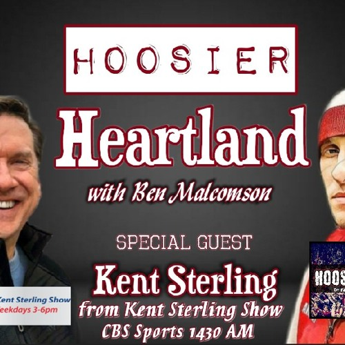 Special Guest Kent Sterling of The Kent Sterling Show
