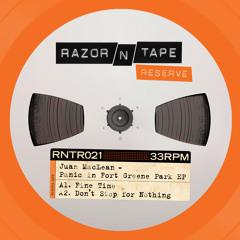 Juan MacLean - Fine Time [Razor N Tape] [MI4L.com]
