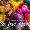 Atif Aslam & Arijit Singh 2018  -The Love Mashup-