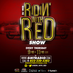 10_27_2016 RIDIN WITH RED SHOW