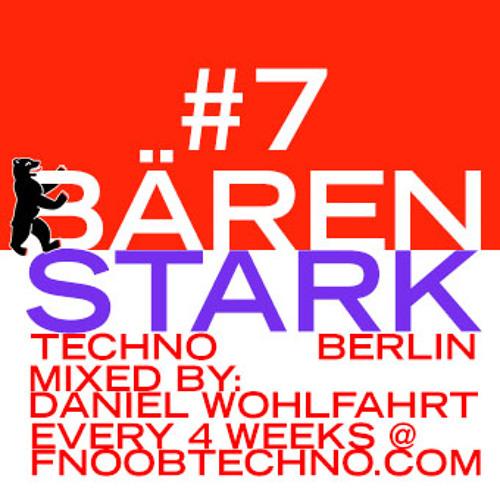 Bärenstark Techno Berlin #7 30.06.2018