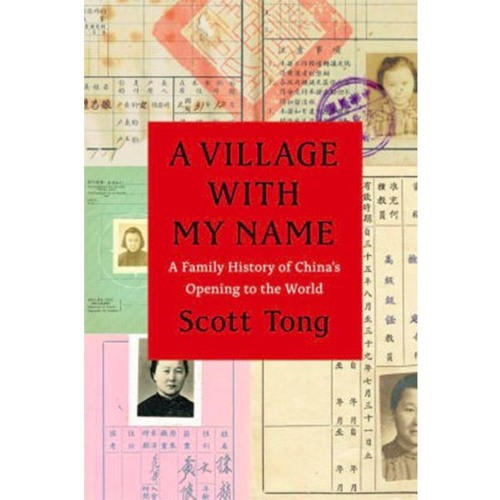 Writing Chinese Genealogy Featuring Scott Tong