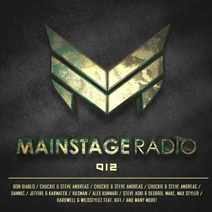 W&W - Mainstage Radio 012 2018-06-29 Artwork