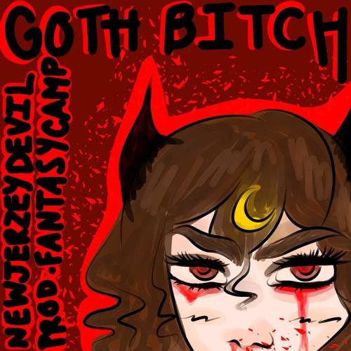 JerzeyD3vil999 - Goth Bitch ( Prod by Fantasy Camp )