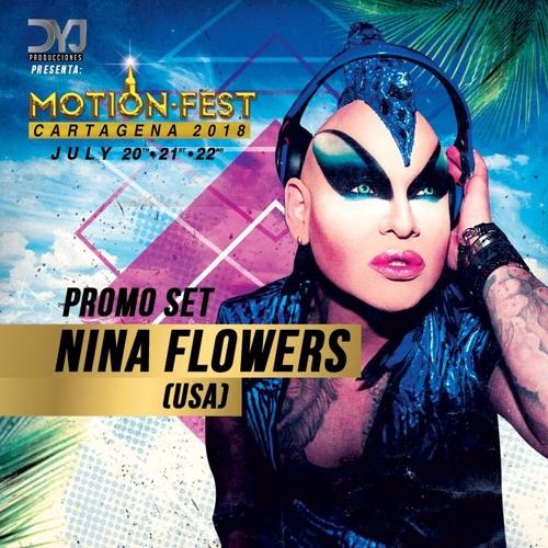 Motion Fest Cartagena - Action Afterhours - Nina Flowers Teaser Set