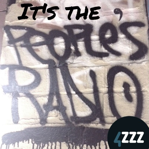 Ep1. It's The People's Radio - what it means to PWD to have a voice - Kim Stewart - QUT - 4ZZZ