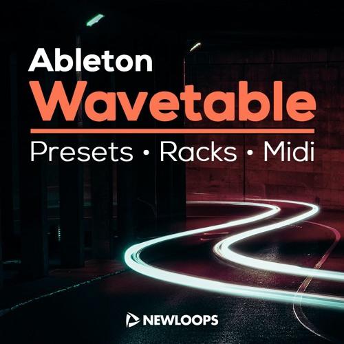 Ableton Wavetable Presets and Racks (Ableton Live 10)