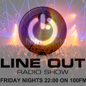 Dor Dekel @ Line Out Radioshow 2018-06-29 Artwork