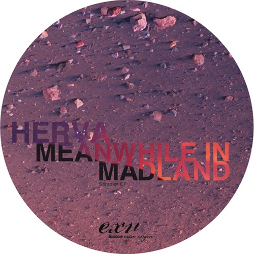 Herva - Meanwhile In Madland (Sampler EP - incl. Dj Nature remix) [BoscoEXV010]