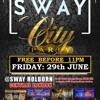 City Party - 29/06/18 Bashment & Afrobeats Live Set Dj Nyari X Dj Kopeman