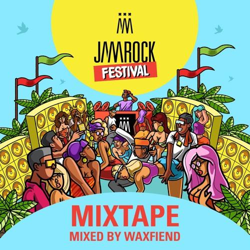 """Waxfiend: """"Jamrock Festival Mixtape"""" 2018"""