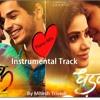 Dhadak   Title Track    Ajay-Atul   Shreya Ghosal   Ishaan   Janhvi Instrumental   with Karaoke  
