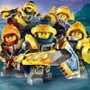 CARPARK NORTH - LEGO NEXO KNIGHTS - Unbreakable Music