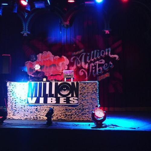 Live Audio: Million Vibes at Klubb Living 190518