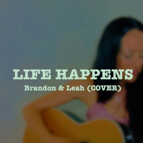Life happens COVER by Maria Ibars