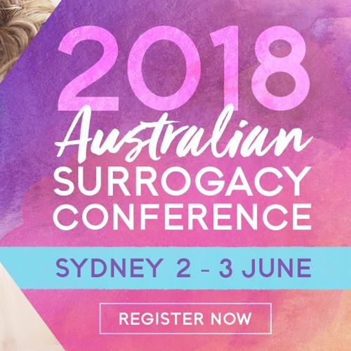Sarah And Anna present at The Australian Surrogacy Conference 2018