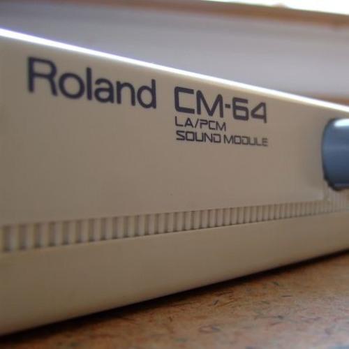 roland cm 64