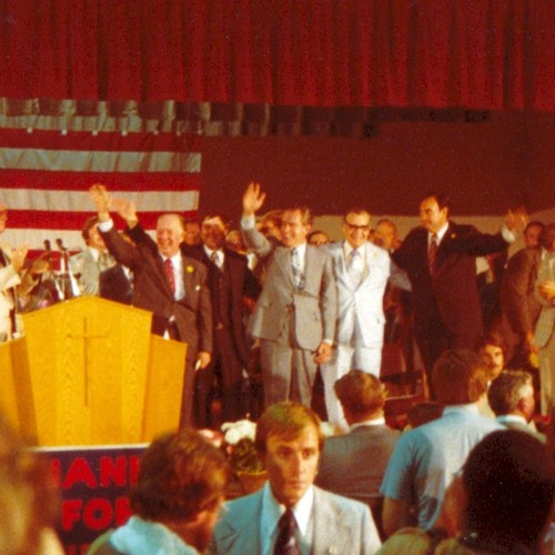 40 Years Ago Today - July 2, 1978 - Nixon visited Hyden, Ky. Listen to WSGS/WKIC News Coverage