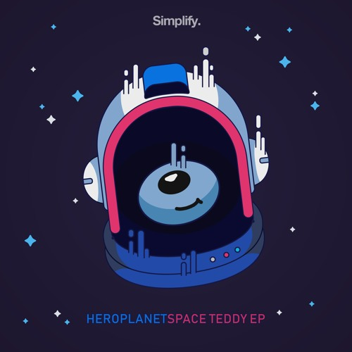Heroplanet - Space Teddy