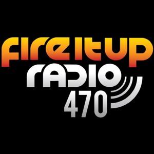 Eddie Halliwell - Fire It Up 470 2018-07-02 Artwork
