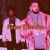 """FREE Drake x 21 Savage """"Free Smoke"""" ft. Future Type Beat (Prod.by HamieBeats)"""