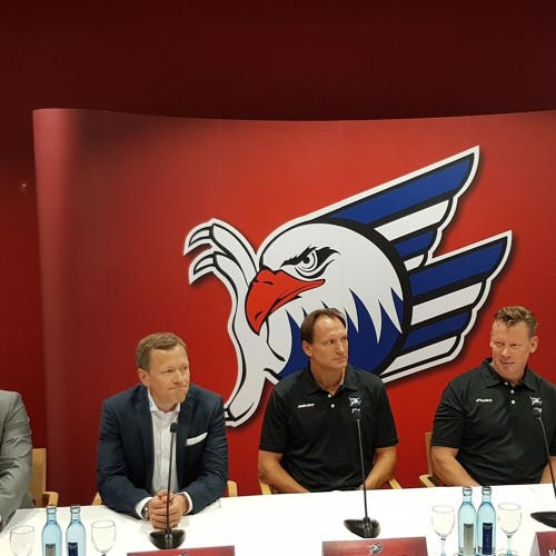 Die neuen Adler Mannheim sind da - Gross, Alavaara und Pelle im ausführlichen Interview