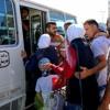 Refugiados sirios intentan entran a Jordania e Israel huyendo de la avanzada militar del gobierno