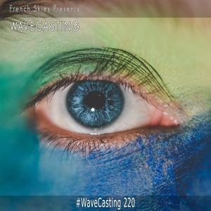 French Skies - WaveCasting 220 2018-07-02 Artwork