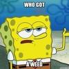 Spongebob's Hood