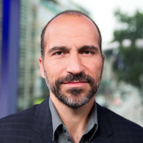 Folge 24: Dara Khosrowshahi, where are you taking Uber?
