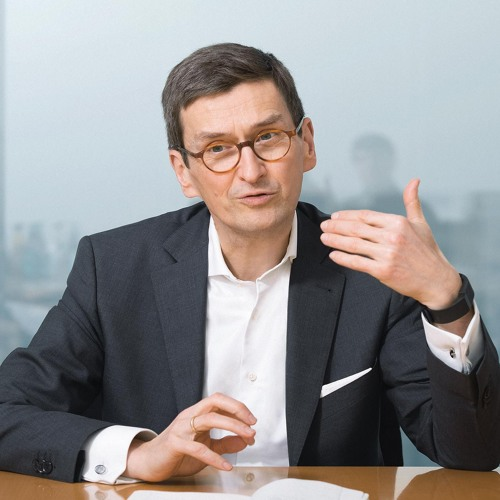 Folge 22 Gerhard Kebbel, wie digitalisiert man eine Landesbank?