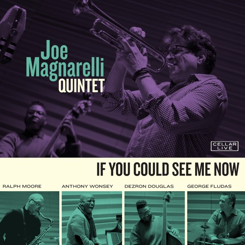 JOE MAGNARELLI QUINTET - If You Could See Me Now