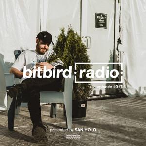 San Holo - bitbird Radio 017 2018-06-29 Artwork