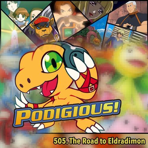 "Digimon Data Squad Kurata Pt. 1 [505: ""The Road to Eldradimon""]"