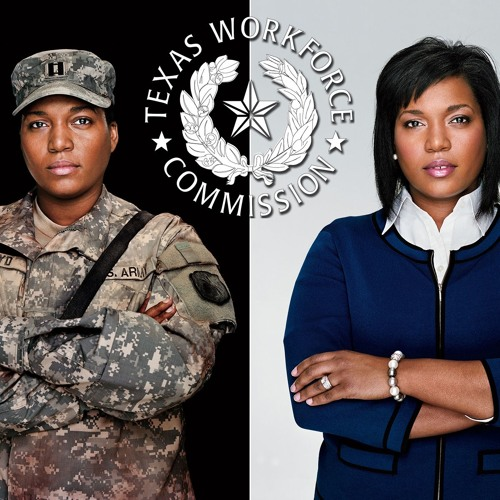 How the Texas Workforce Commission Helps Texas Military Members & Veterans Find Their Next Career