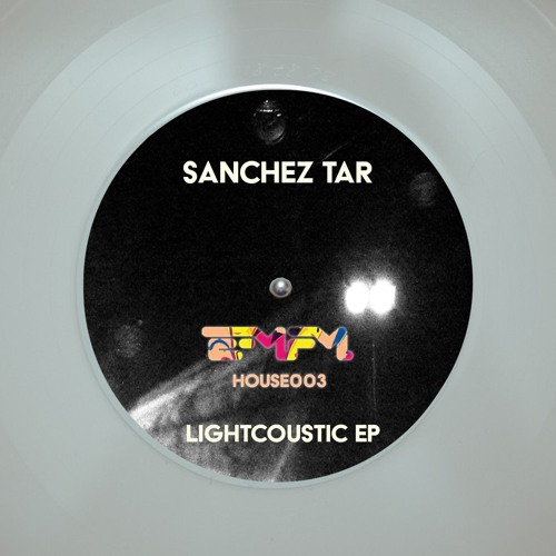 Sanchez Tar - Ecstasy (Original Vox Mix)