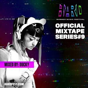 Ducky - HSMF Official Mixtape Series #9 2018-07-03 Artwork