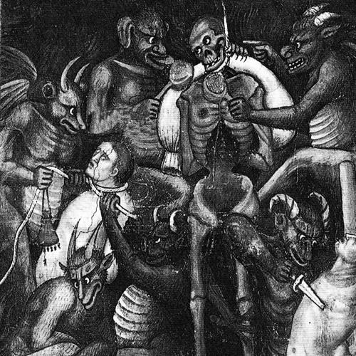 [KEEL140] Quellinghe / Mental Decay - Grandiose Suffering Eternal (excerpts)