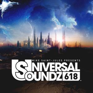 Mike Saint-Jules - Universal Soundz 618 2018-07-03 Artwork