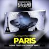 Willy William Feat. Cris Cab - Paris (Denis First & Reznikov Remix) (Bass Boosted)