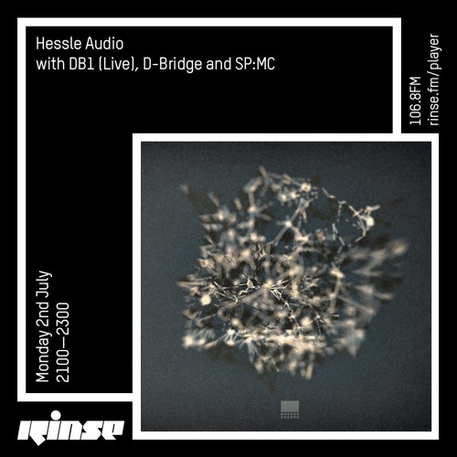 Hessle Audio with DB1 (Live), D-Bridge and SP:MC - 2nd July 2018