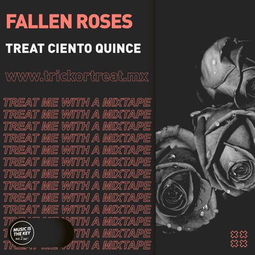 Treat 115 by Fallen Roses (Majestic Casual) by Trick or