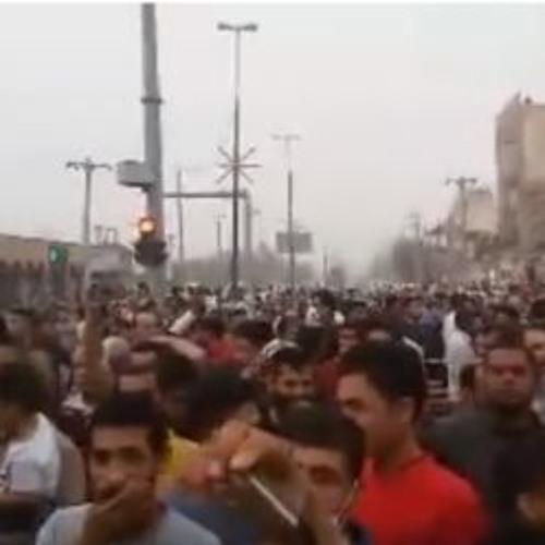 بیانیۀ حزب تودۀ ایران: تهدید، سرکوب و خشونت وحشیانه پاسخ سران رژیم ضدمردمی به مردم جان به لب رسیده